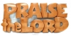 Productafbeelding Wandbord 305x135 praise the Lord